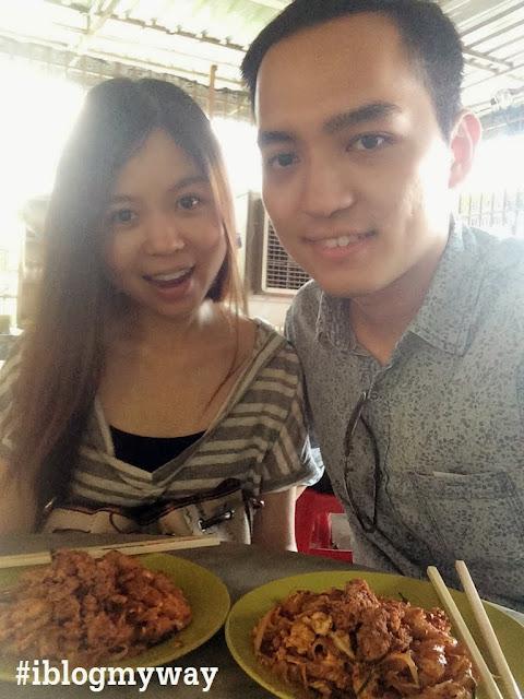 Ah Leng Char Koay Teow @ Jalan Zoo, Penang