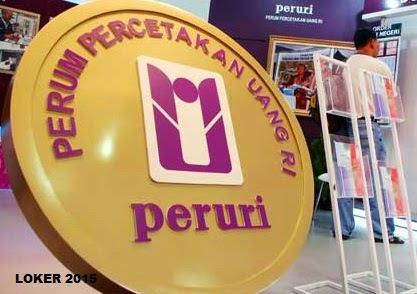loker BUMN 2015, Peluang kerja BUMN, Karir Peruri 2015