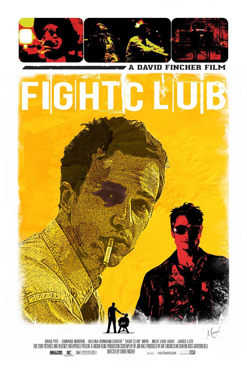 fight club film by david fincher essay