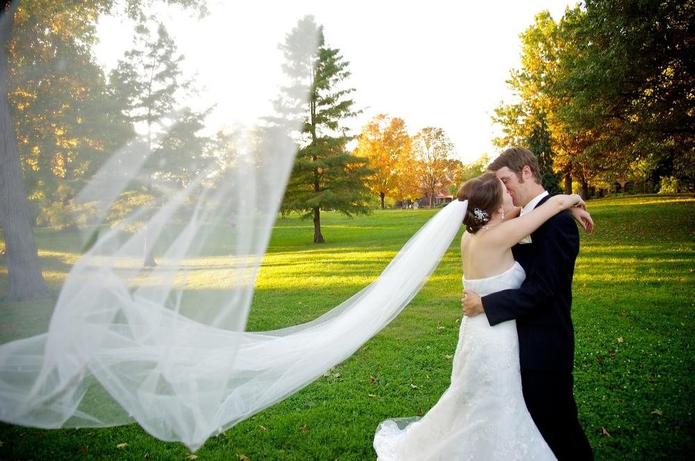 Morgan kellogg wedding