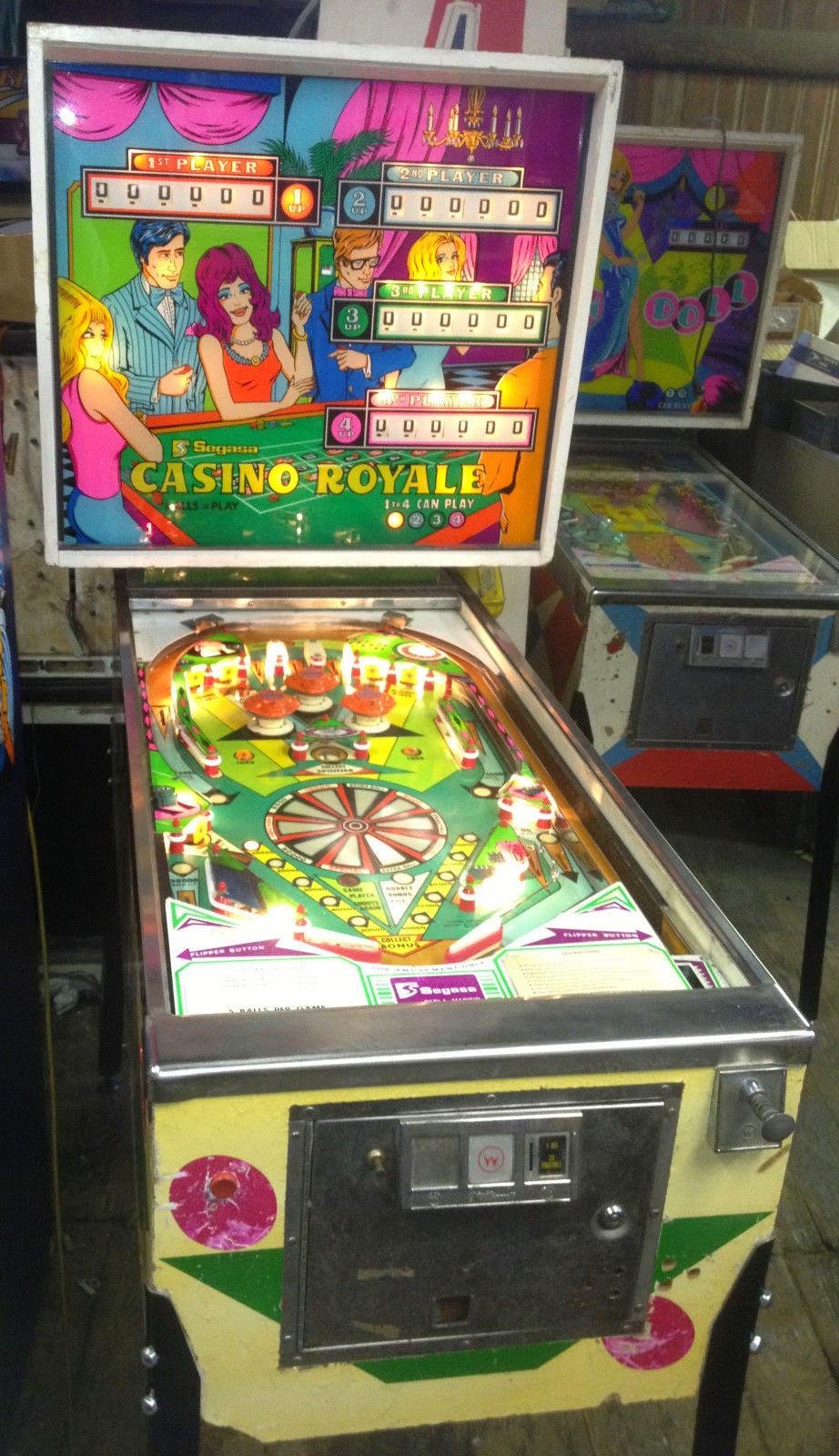 casino royal flipper