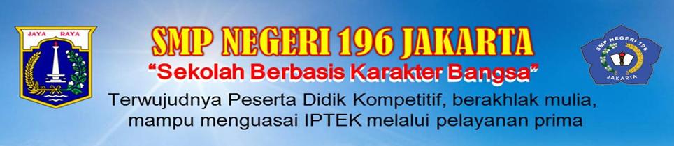 SMPN 196 JAKARTA