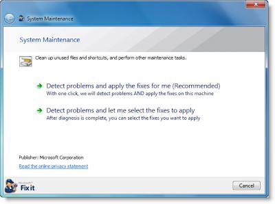 Microsoft Fix