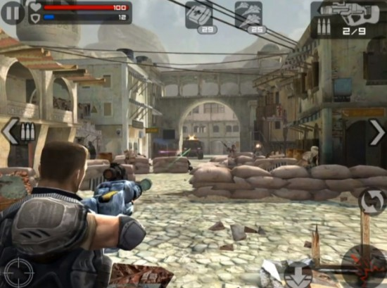 "Copy ""Frontline_Commando.apk"" and install into your phone."