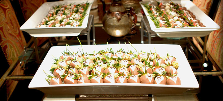 Wedding Catering Menus