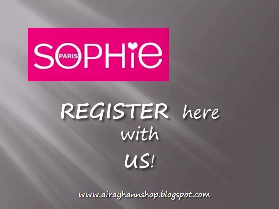 Join Sophie Paris!