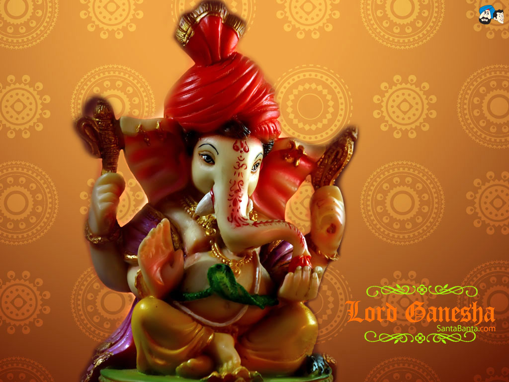 lord ganesha wallpaper computer background - photo #28