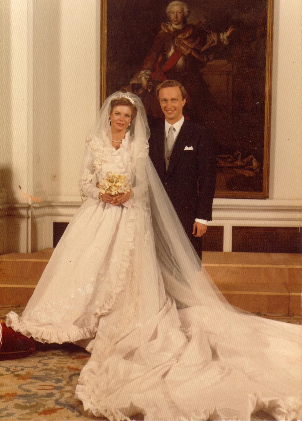 royalement blog trois mariages 224 la cour luxembourgeoise