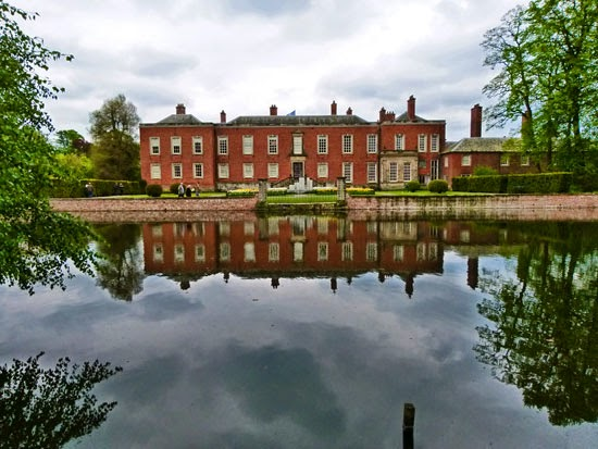 Dunham Massey, National Trust properties, Cheshire, north west England