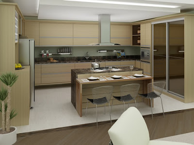 fotos de móveis planejados para cozinhas