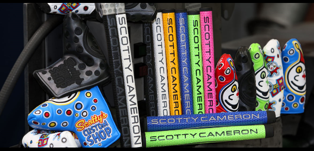 Scotty Cameron Grips
