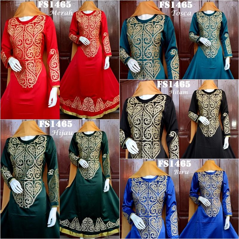 Trend Model Baju Jodha Akbar Untuk Lebaran 2015