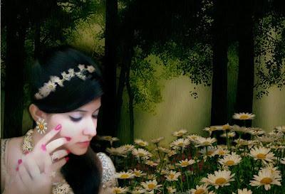 """Isha Trivedi"" ""Forest Princess"" ""Daisy"""