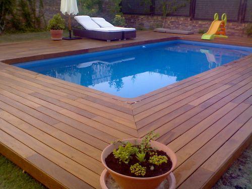 Grupo pinturas palomo tarima para exteriores for Tarima piscina