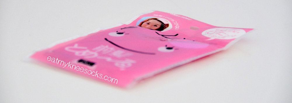 Each PinkyParadise order comes with a free pack of hair velcro cloths.