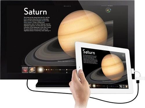 Kết nối thiết bị iOS với TV