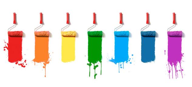 Mezclar colores para obtener el tono deseado casas ideas - Decorarte pinturas ...