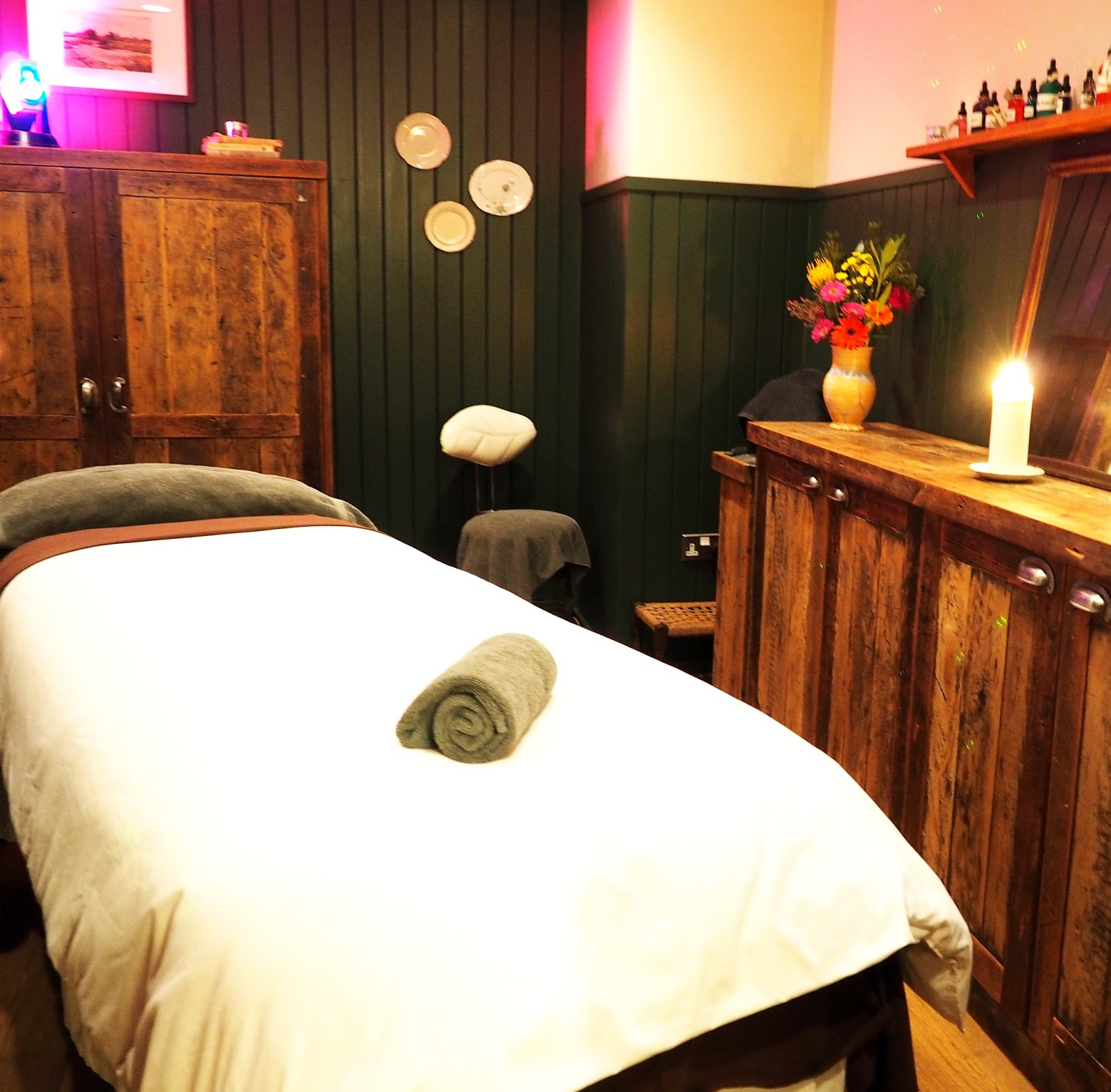 Leeds LUSH Spa Treatments