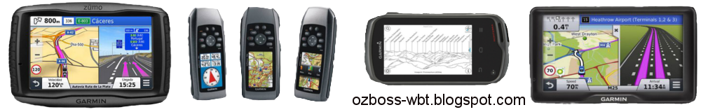 ozboss | all for garmin devices