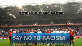 Piala Eropa 2012 Masih Sering Diwarnai Aksi Rasisme