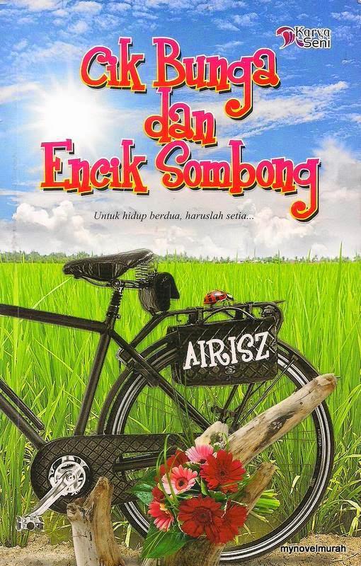 novel Cik Bunga Dan Encik Sombong