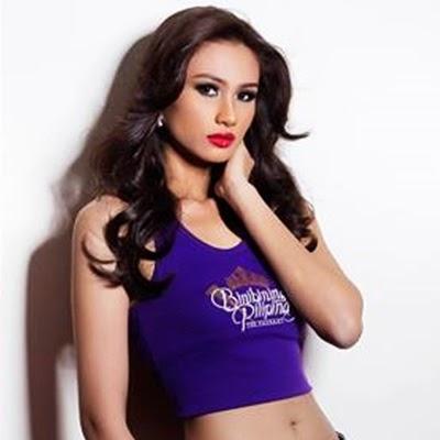 Yvethe Marie Santiago Wins Bb. Pilipinas Supranational