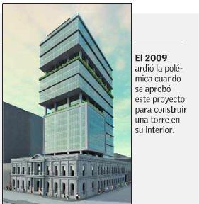 Mi album de recortes ser sede de la protecci n for Residencia torres de la alameda