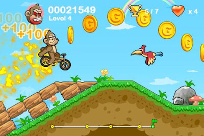Racing Monkey apk