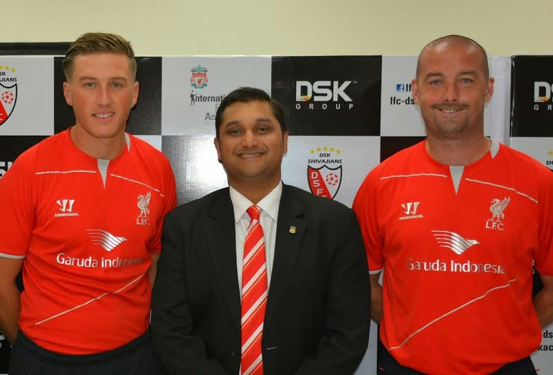 Shirish Kulkarni talks to ABCDFootball