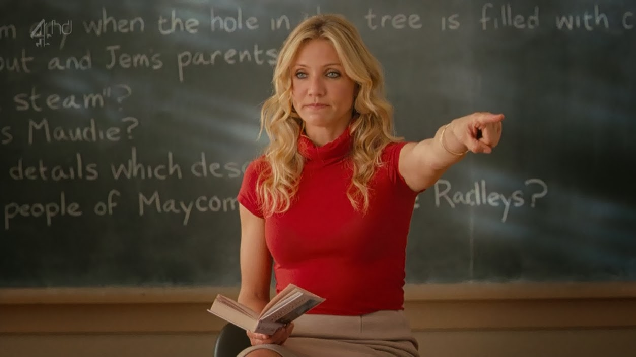 Bad teacher meme cameron diaz