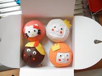 Cupcakes de Reyes Magos y Hello Kitty como estrella invitada