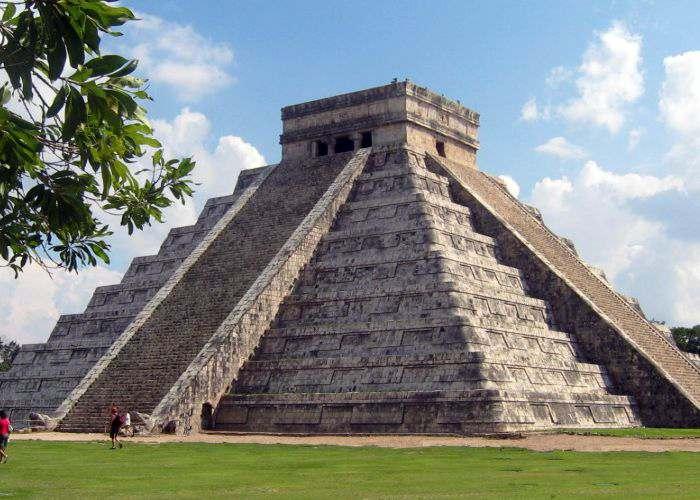 Arte precolombino for Arquitectura en maya