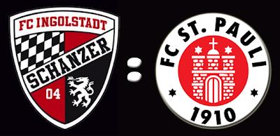 18ª Rodada - FC Ingolstadt 04 x FC St. Pauli