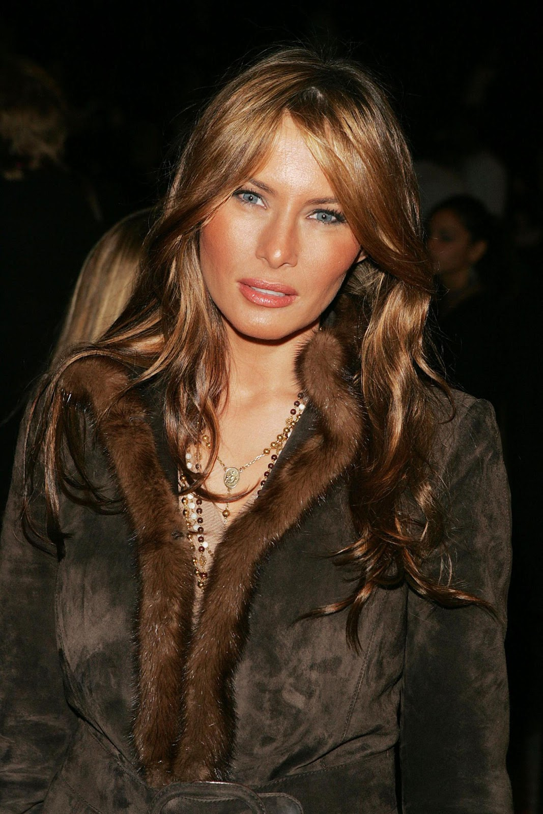 knauss melania photo sexy