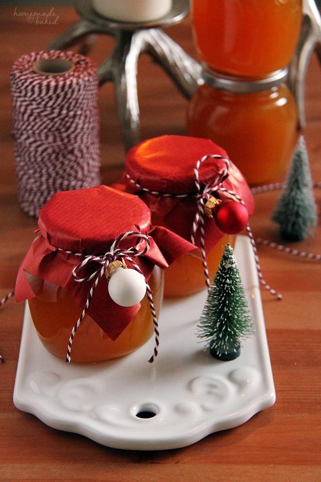homemade and baked food-blog: {geschenke aus der küche ... - Geschenke Aus Der Küche Weihnachten
