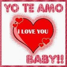 Frases De Amor: Yo Te Amo Baby
