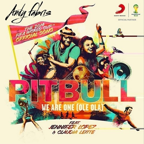 Download Pitbull - We Are One (Ole Ola) (ft. Jennifer Lopez & Cláudia Leitte) Mp3