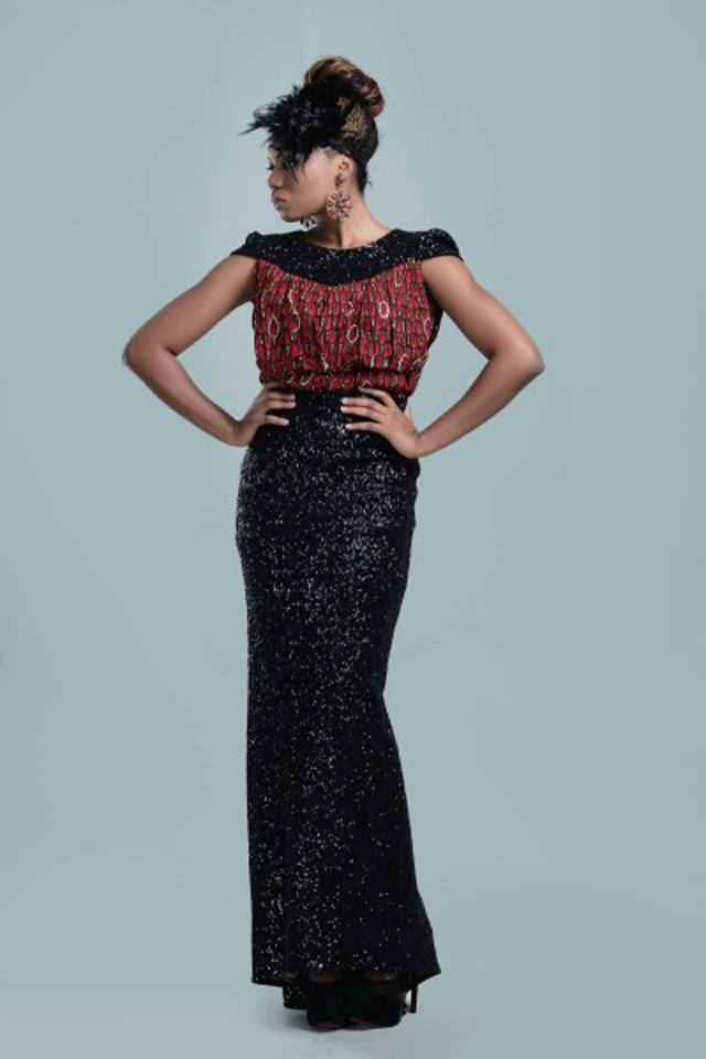 Nigerian fashion: African style dresses from Trish o Couture
