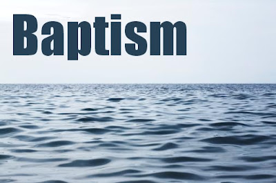 Baptism Wallpaper