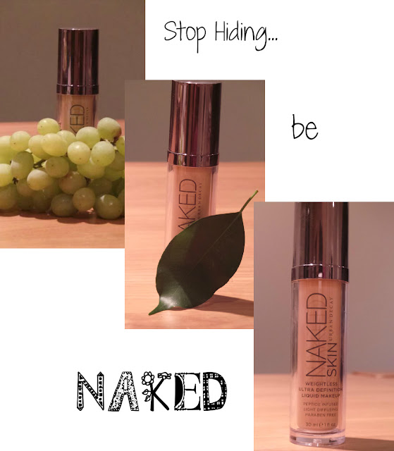 Image of Urban Decay Naked Foundation