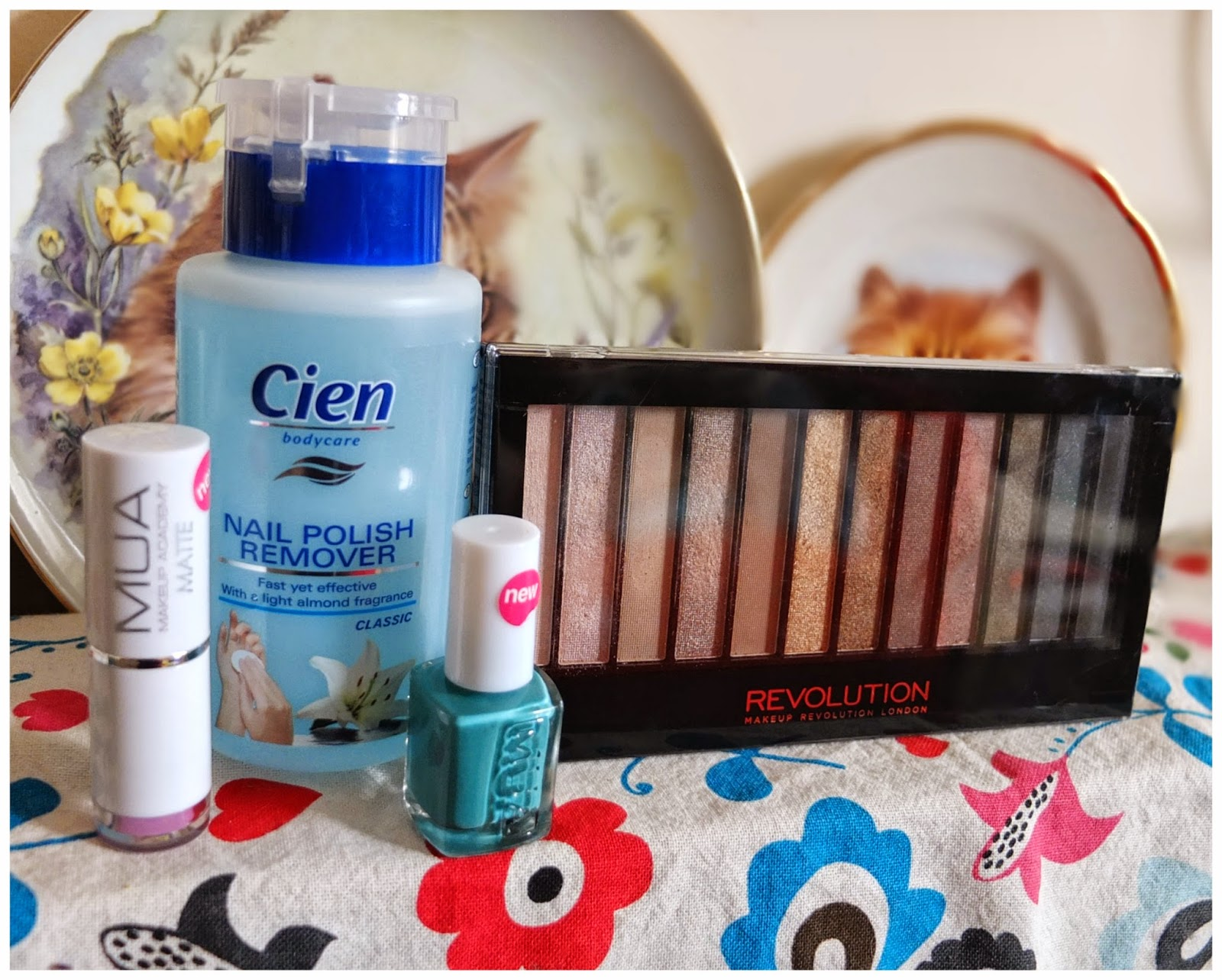 Budget Beauty Buys under £5 Featuring MUA, Make Up Revolution London and Cien at Lidl