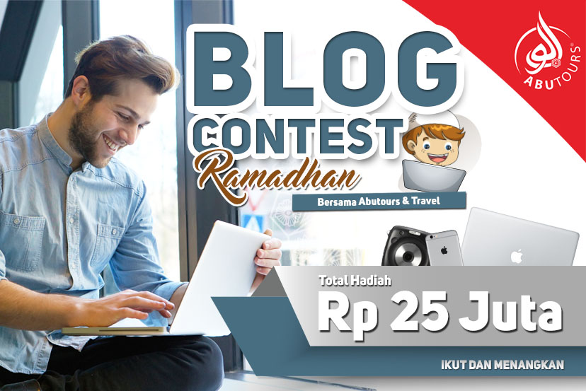 Blog Contest Abu Tours