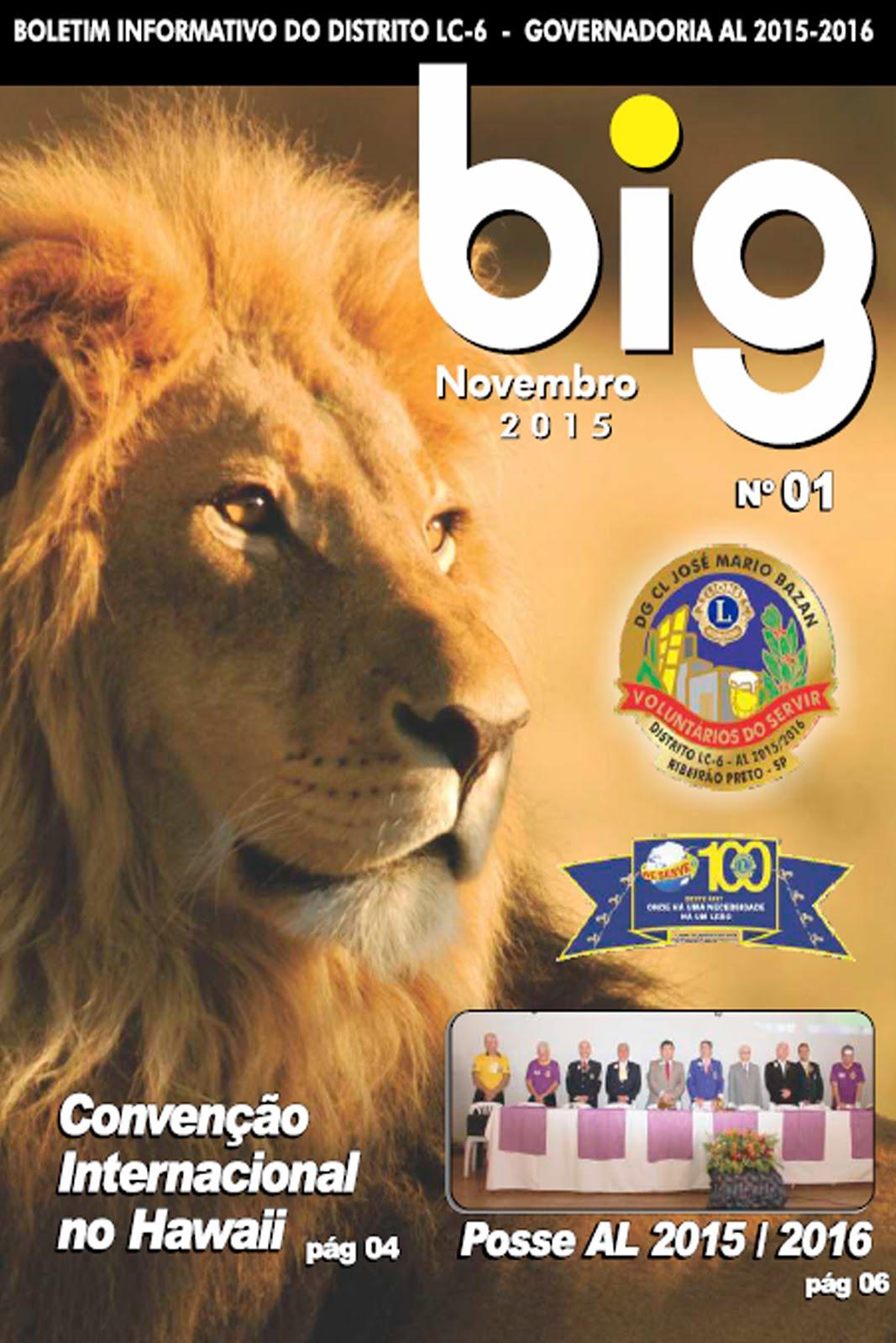 BIG 01 - 2015/2016