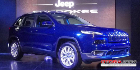 Suspensi Depan All-New Jeep Cherokee Kini Lebih 'Main