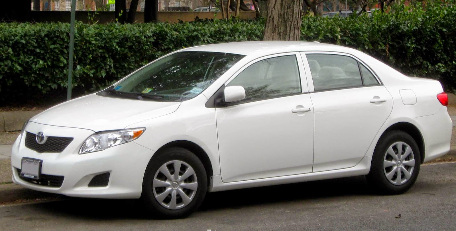 With over 40 million sold, the Corolla is one of the most popular and best selling cars in the world.