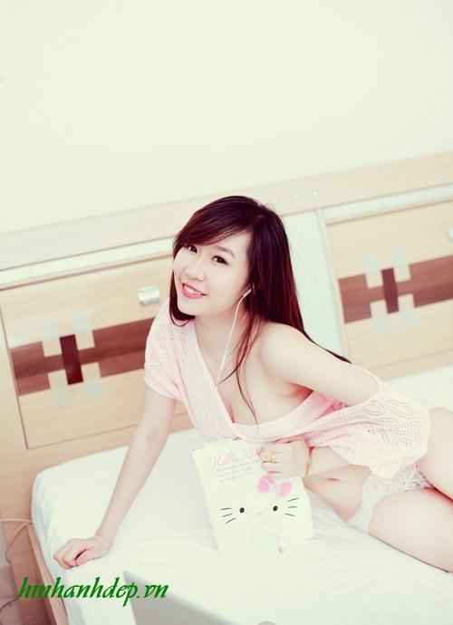 ảnh girl xinh kute hot girl Nu Phạm 20