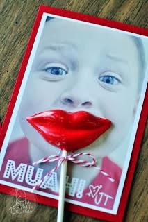 chocolate lip valentines