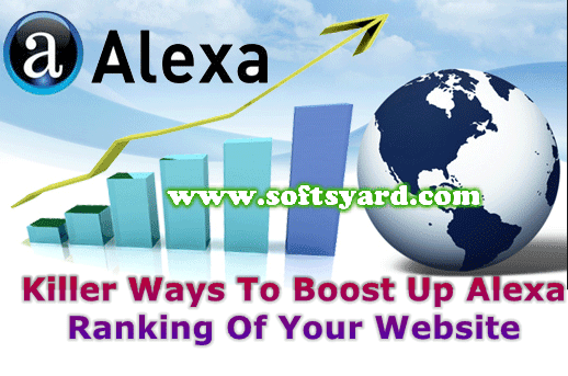 Killer Ways to Boost Alexa Ranking Of my Blog