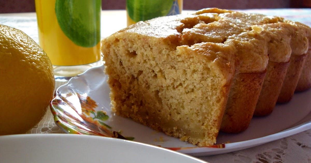 Ma cuisine v g talienne cake au zeste de citron vegan for Decoration zeste de citron