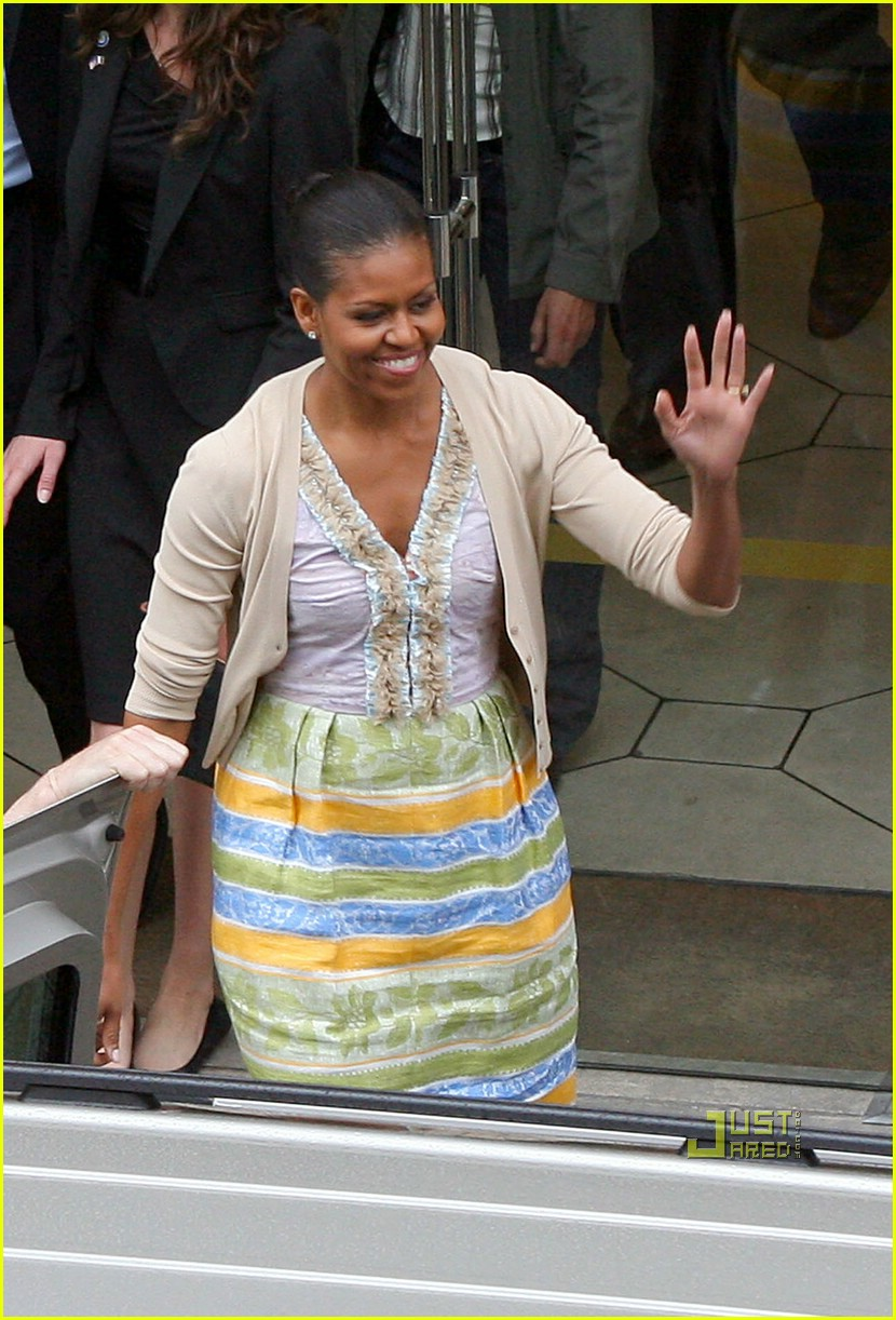 michelle obama bad clothes